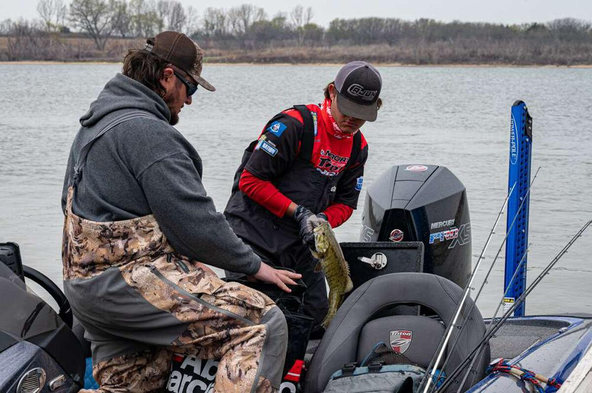 OVERTIME OUTDOORS: School, family and friends congratulate Neuville on gaining berth in nationals