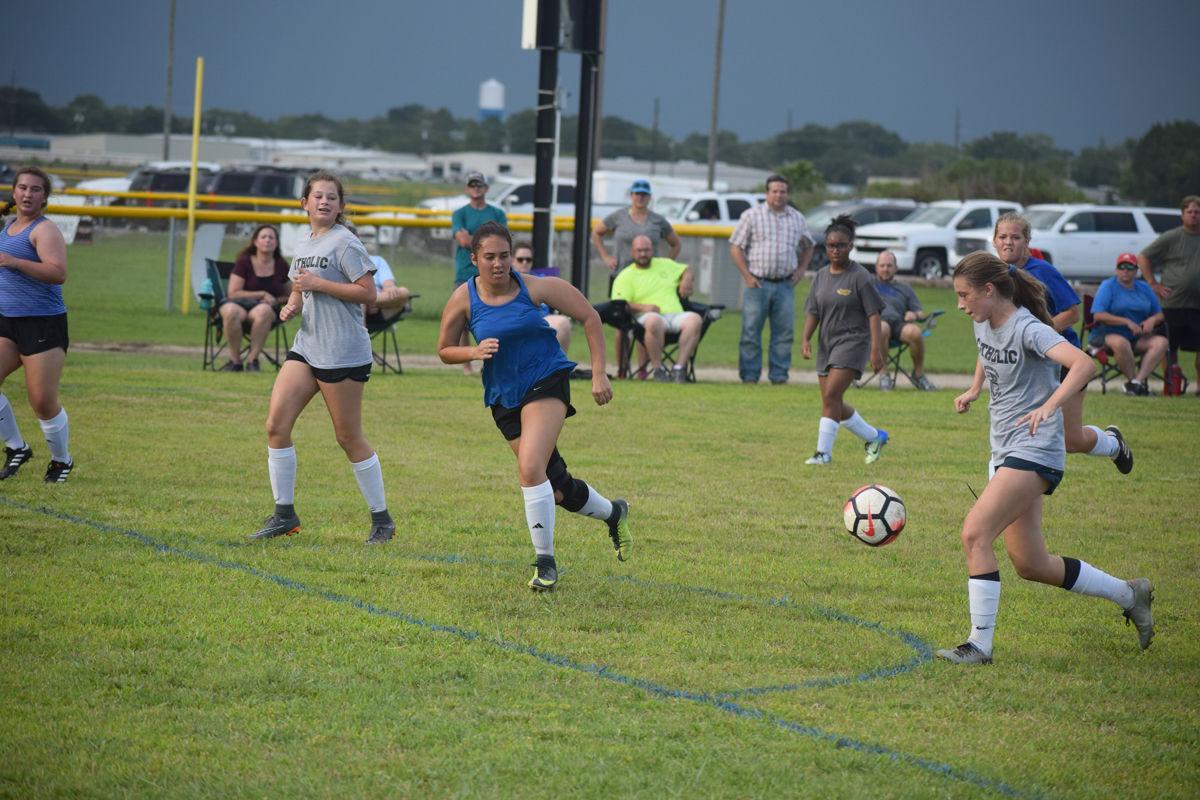 Summer soccer