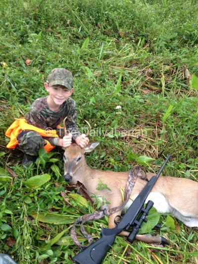 Kill a buck? Check | Outdoors | iberianet com