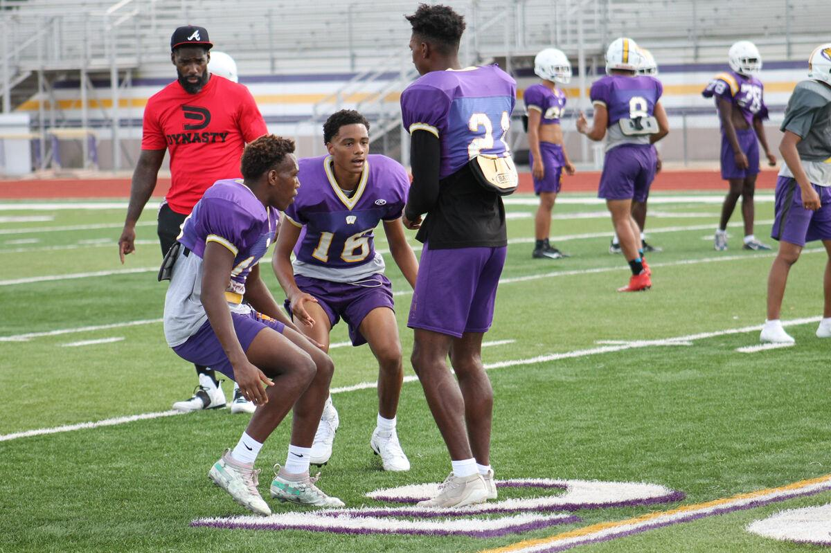 Westgate High staff stays connected with players