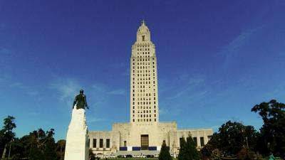 New Louisiana State Capitol