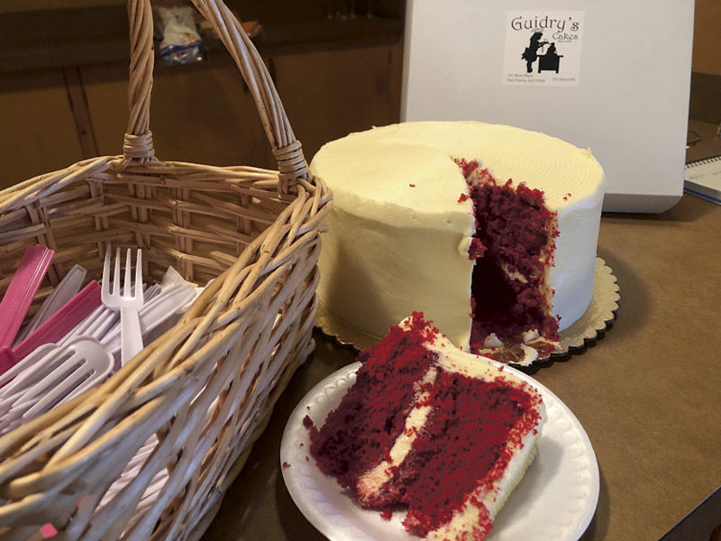 Guidry's Cake Shop gets (surprise) national exposure