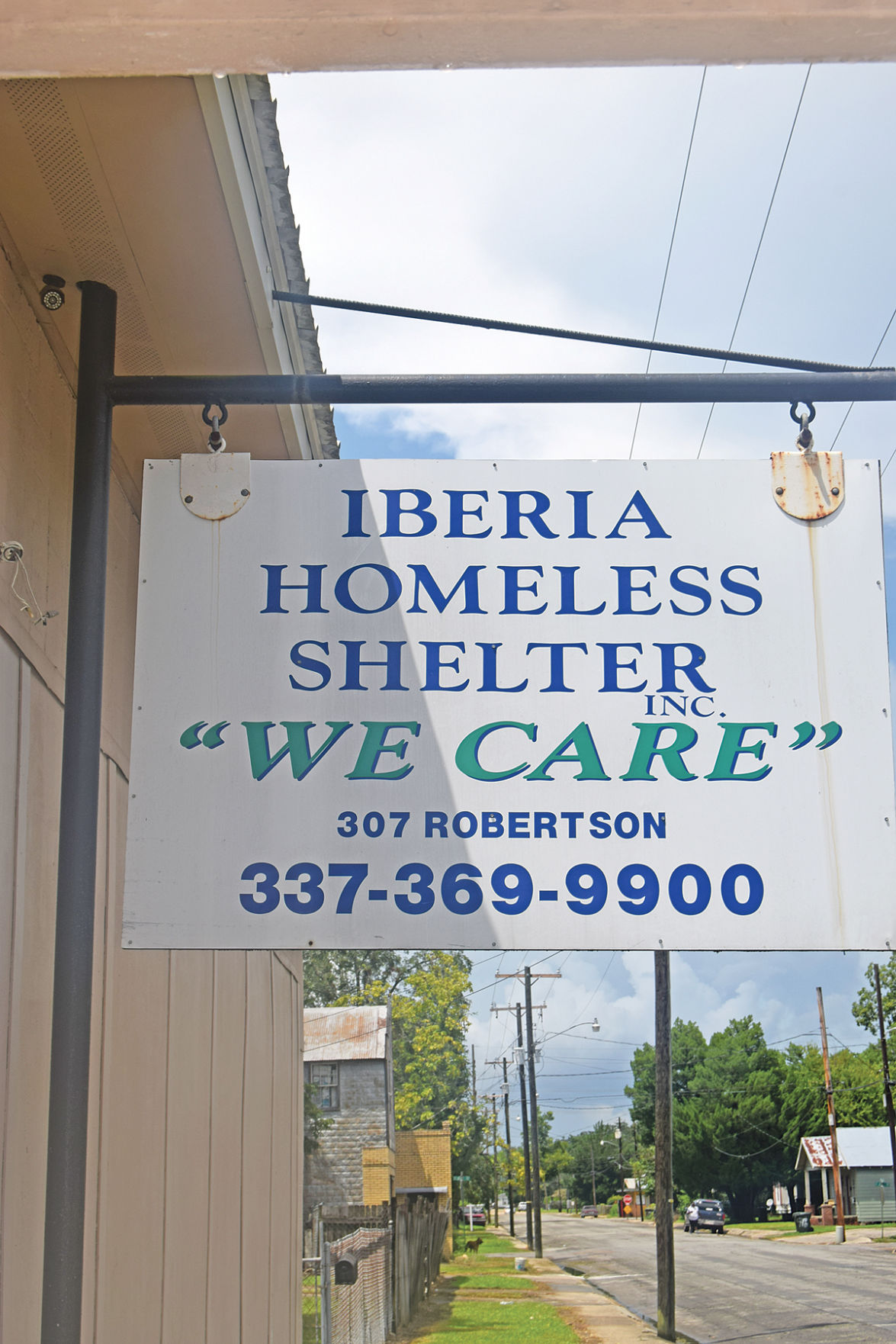 Shelter helping women now, too
