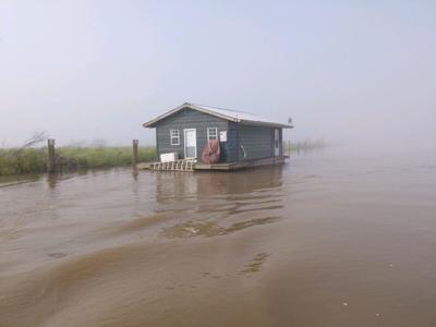 Outdoorsmen can apply for houseboat mooring sites for hunting season