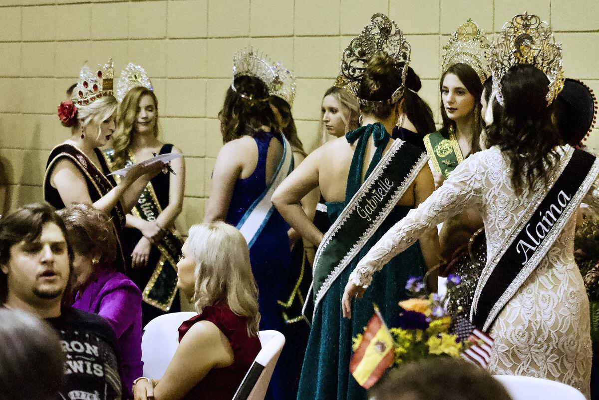 Spanish Festival stages pageants, king's ball