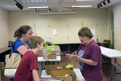 Friends of the Library to hold annual fall book sale