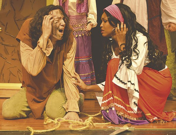 Area talent coming together in Teche Theatre production