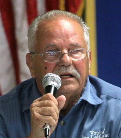Quotes from candidates at sheriff's forum