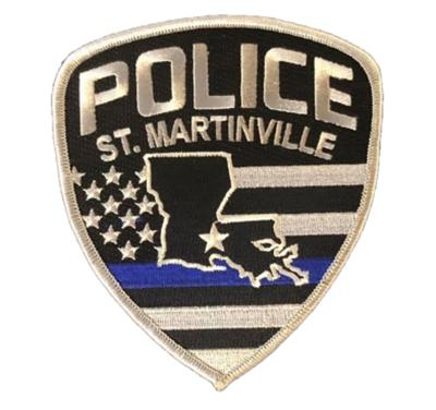 St. Martinville Police arrest two of department's Top 10