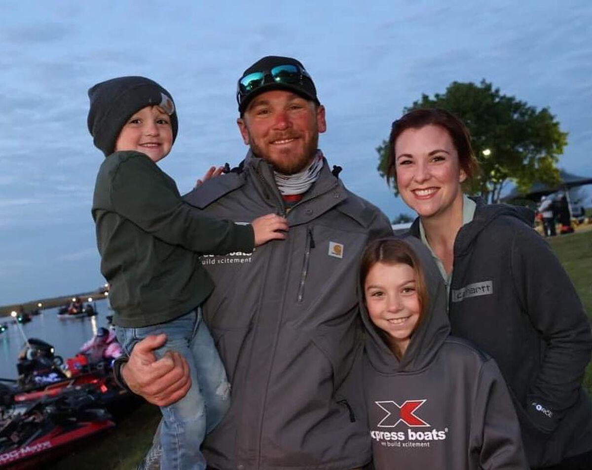 Sumrall 'excited' about chance to qualify for Bassmaster Classic