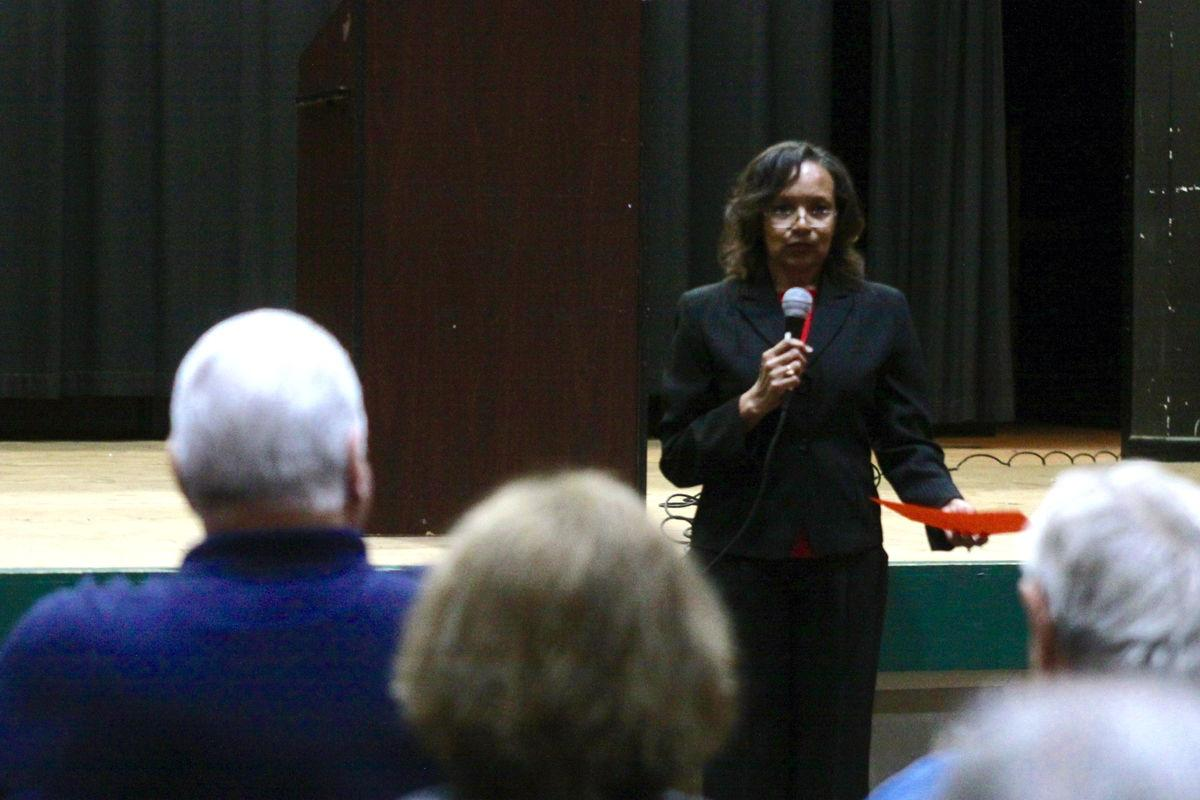 Candidates make their pitch for runoff election