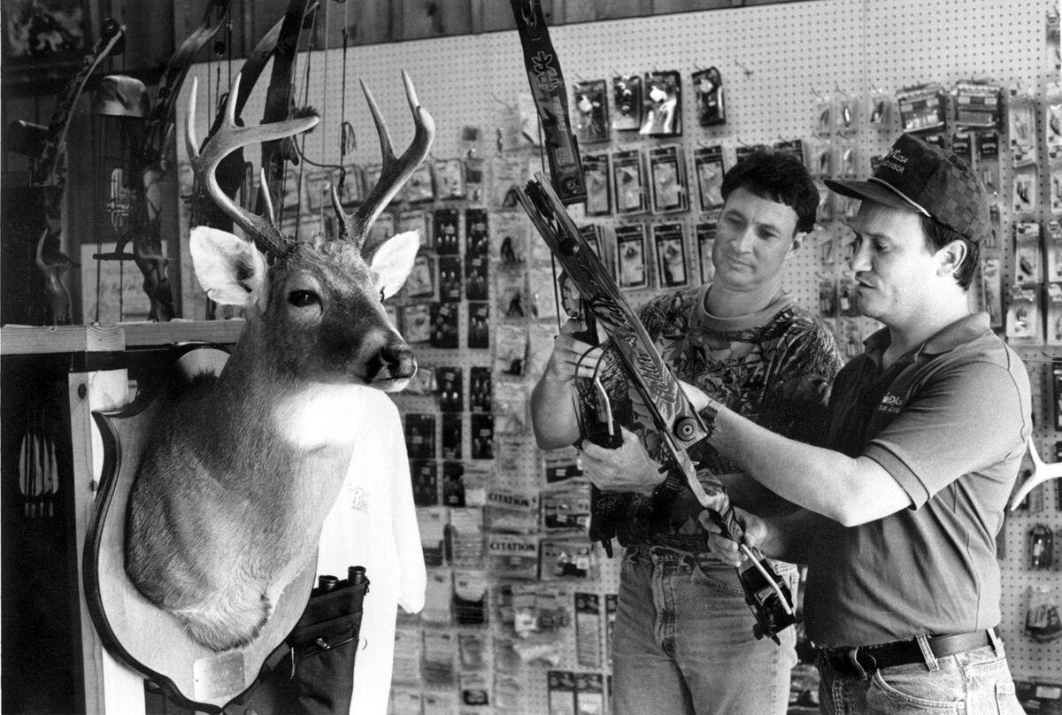 For Price, the time is right after 26 years as Blue's Archery owner