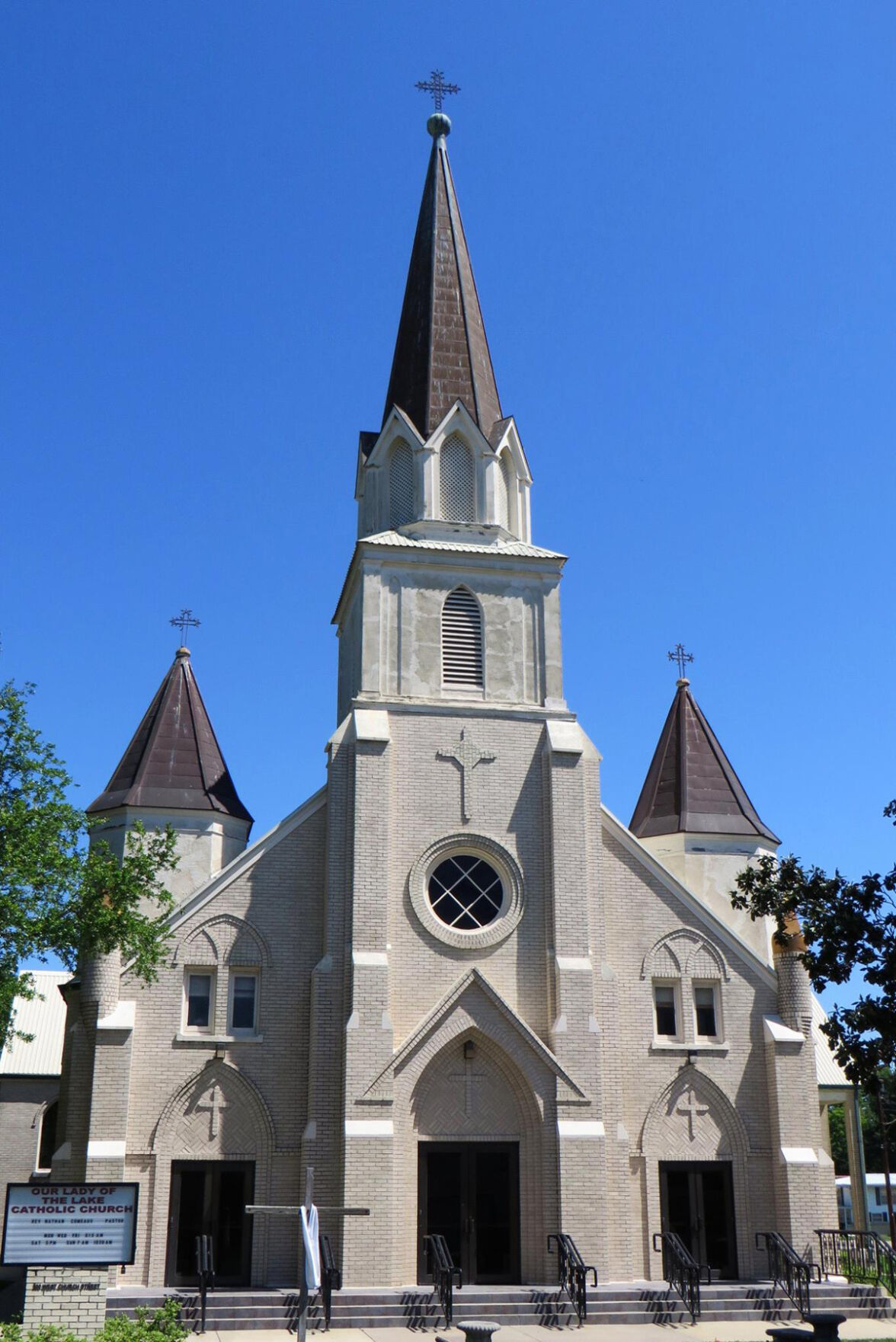 Deacon Patrick Burke appointed to position at Our Lady of the Lake in Delcambre