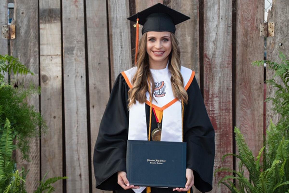 Iberia Parish valedictorians honored at graduations