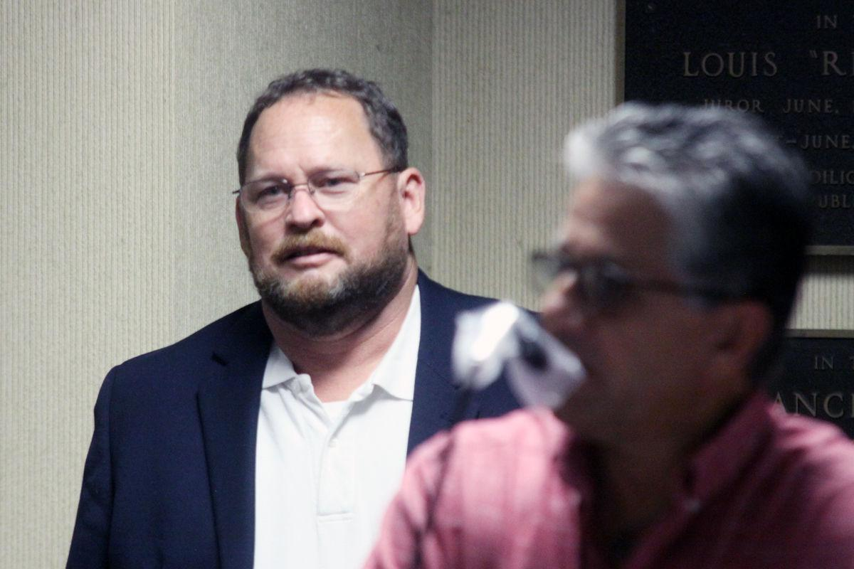 New airport director welcomed by Iberia Parish Council