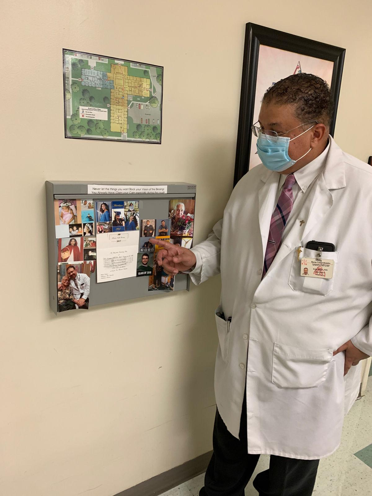 THIS IS WHY WE LIVE HERE: Caring for patients means making a spiritual connection for Dr. Ramsey
