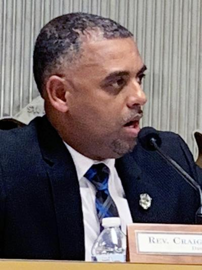 Councilman opposes Second Amendment Sanctuary status