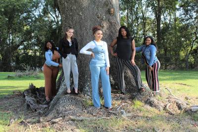 Jeanerette High School Homecoming Court