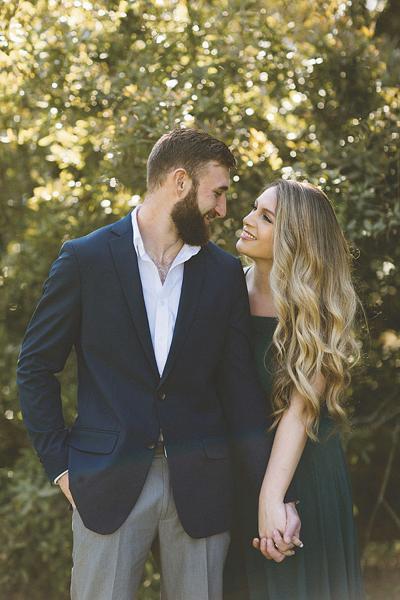 Kidder — Olander are engaged