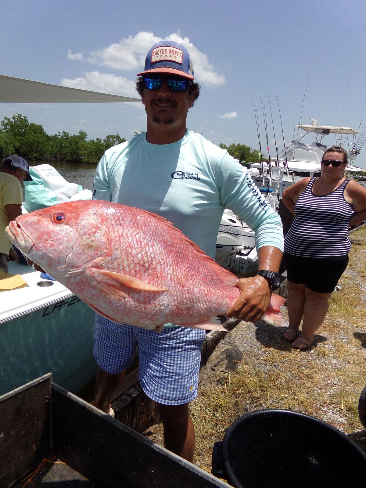 OVERTIME OUTDOORS: New study proves area anglers right: There are beaucoup red snapper in Gulf