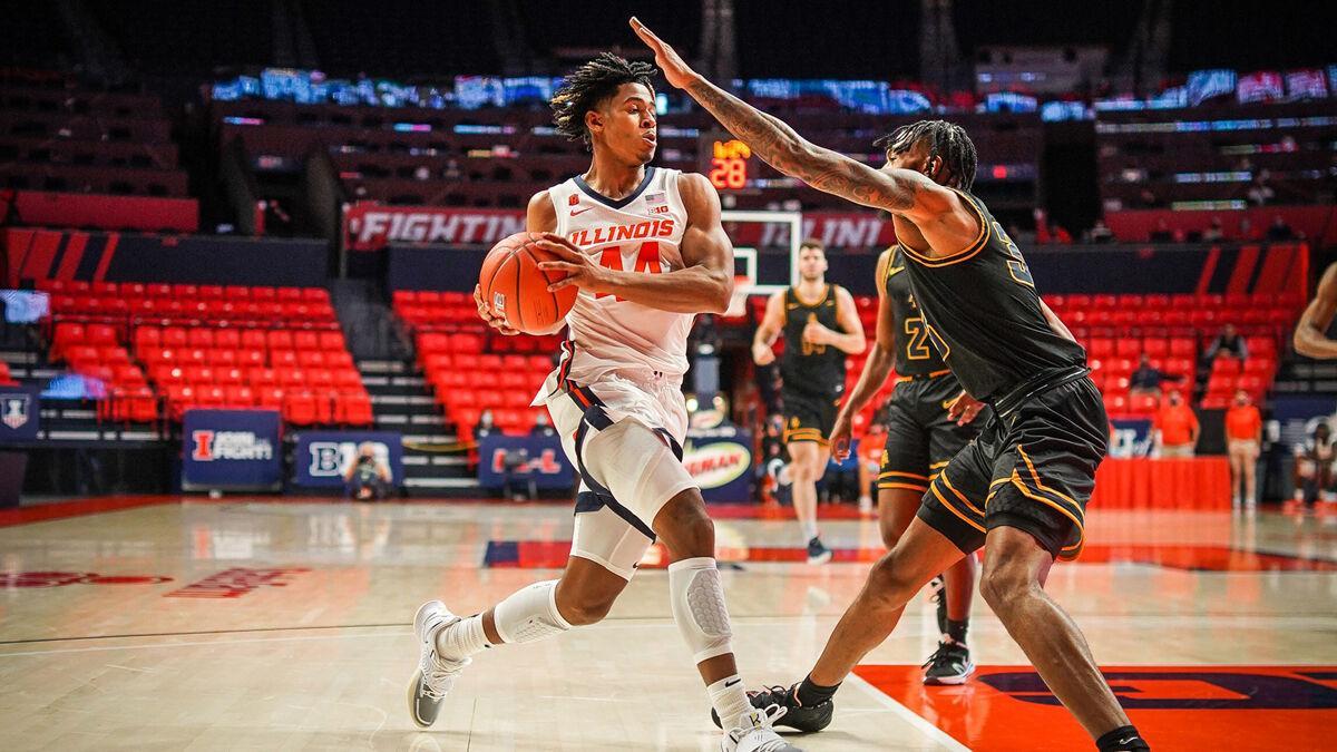 LSU adds Illinois PG via transfer; loses freshman center to transfer portal