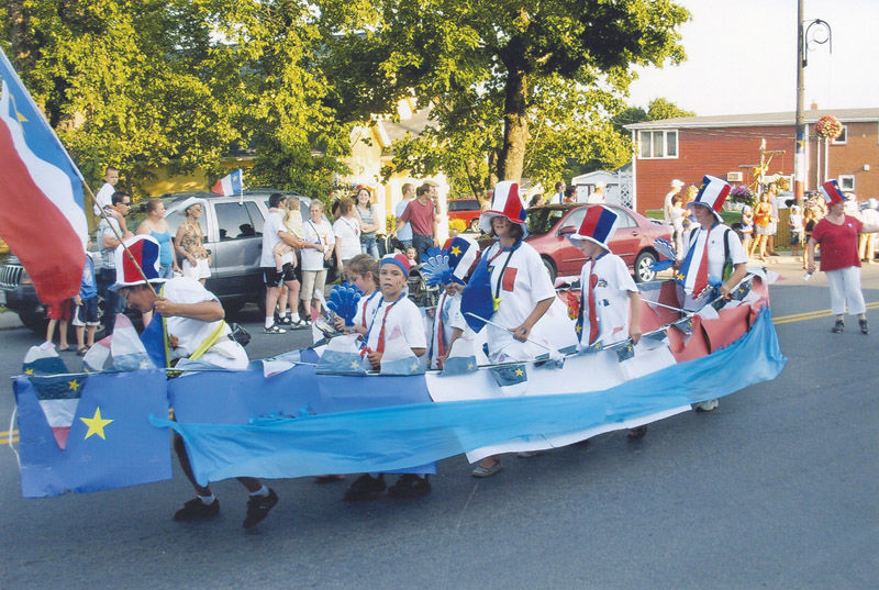 They came first, now in reverse — Traveling Acadians