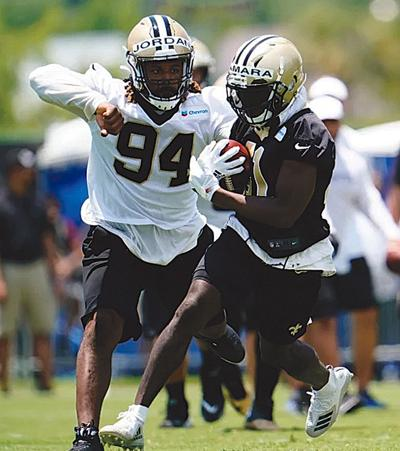 Cam Jordan agrees to 3-year contract extension with Saints