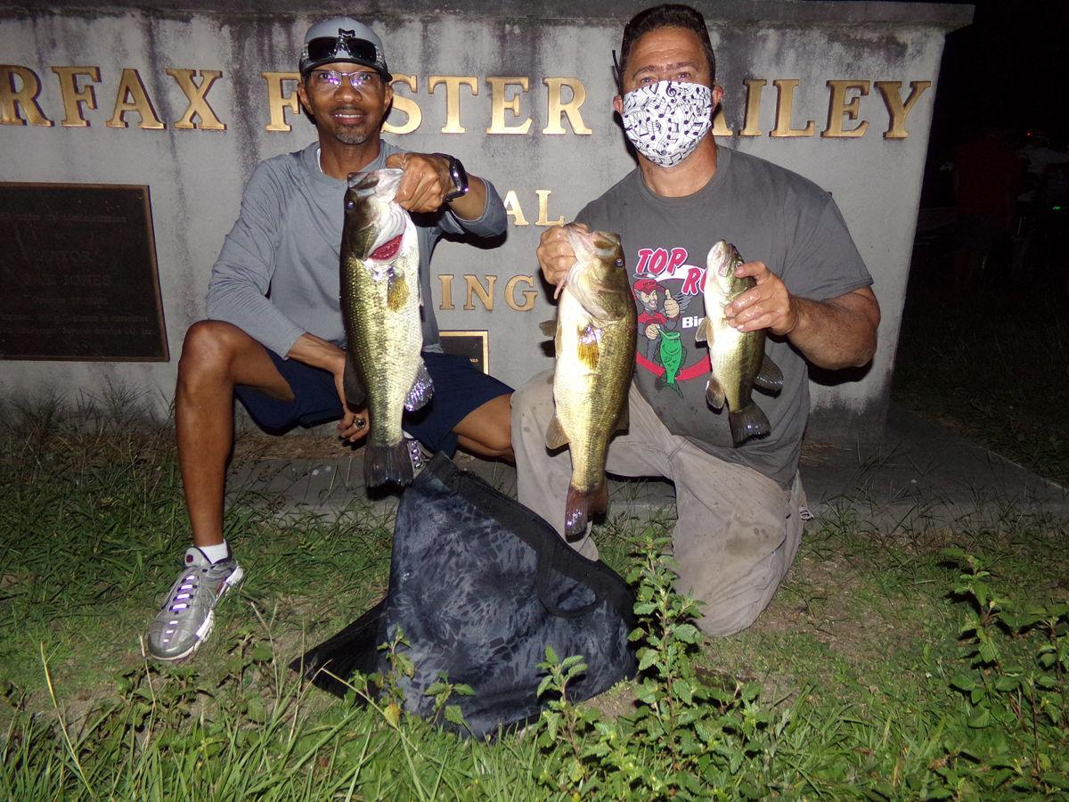 Boutte, Sigue rise to top with big topwater bites