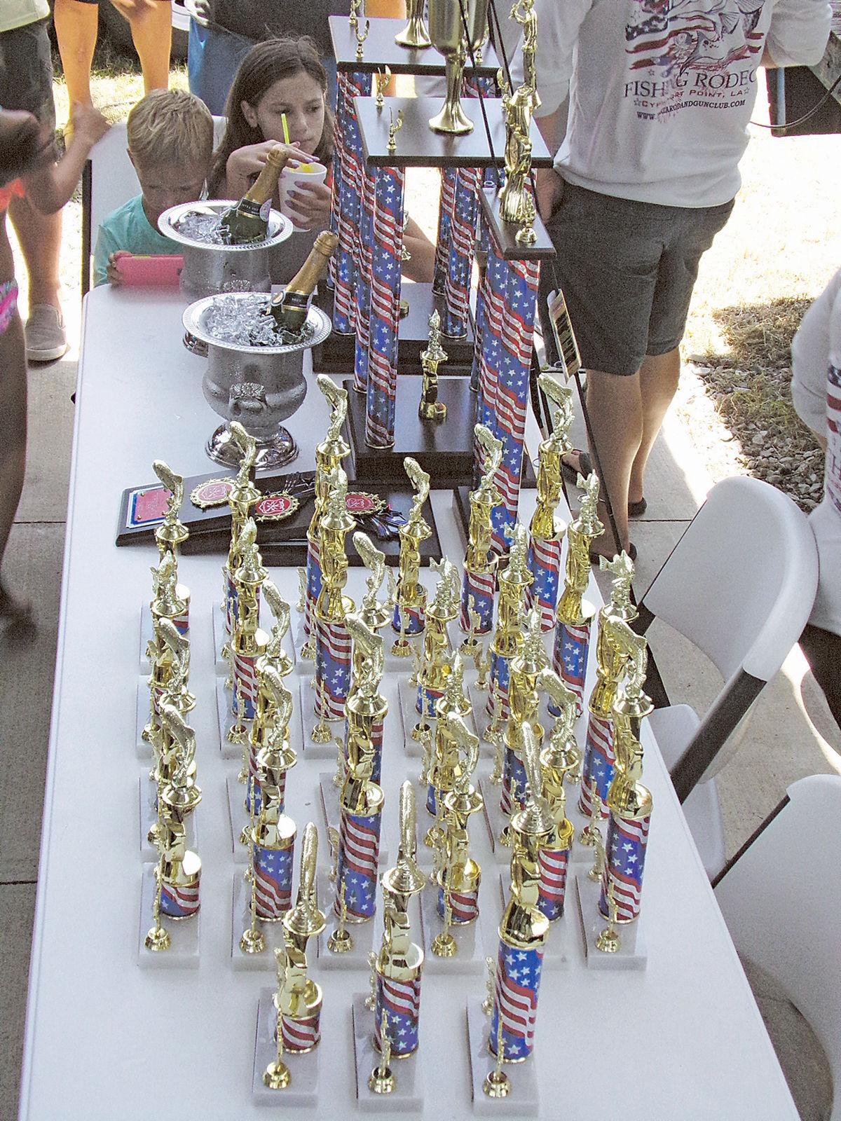 Fishing rodeo fun nears for area anglers