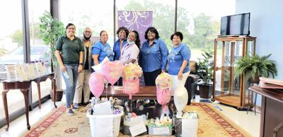 ETC: Knights of Peter Claver Ladies Auxiliary Donation to Chez Hope