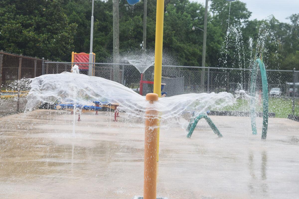 Splash pads open at City Park, West End Park for summer season