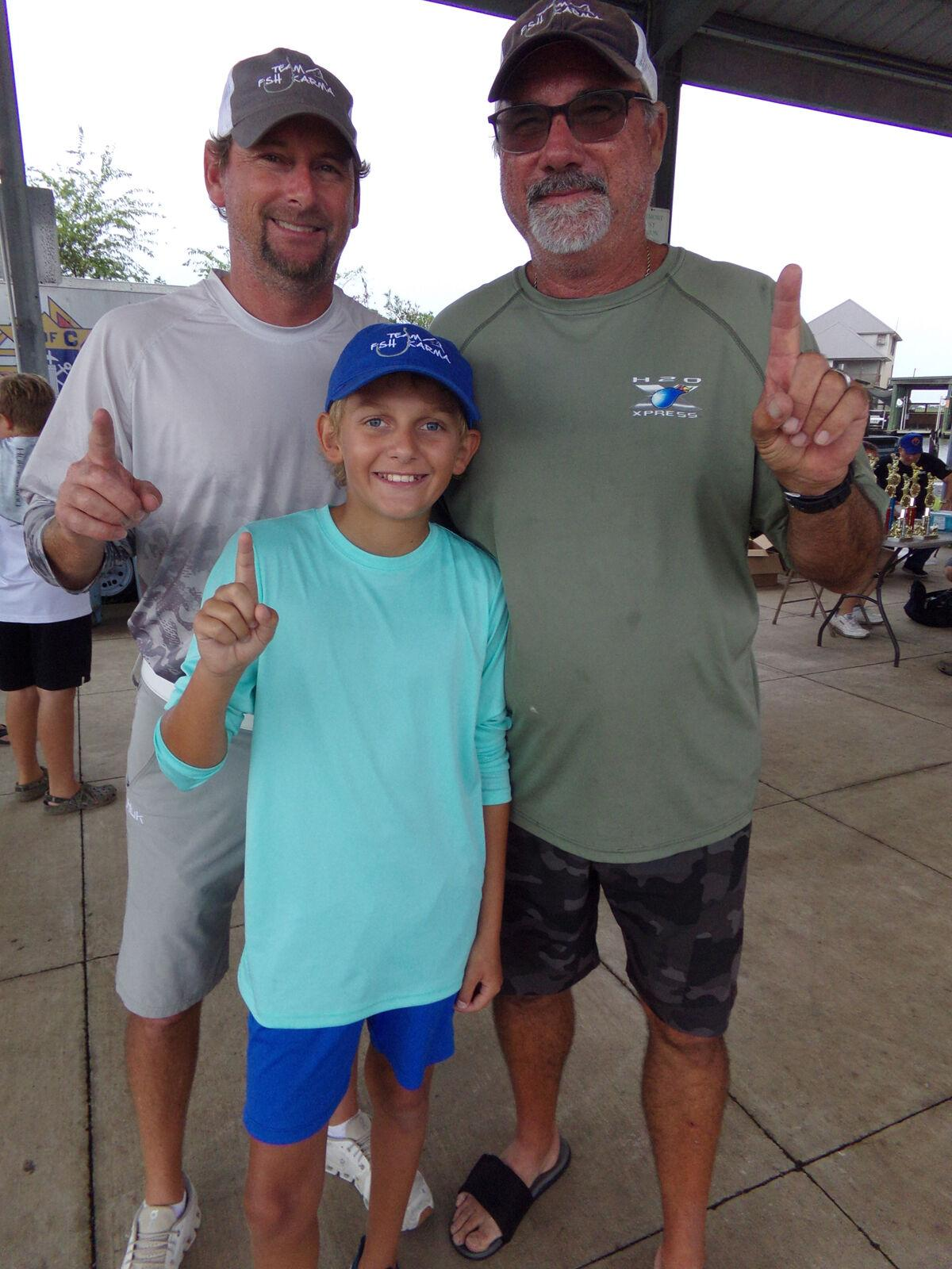 Bitty flounder pays off in big way for Smith, who wins Best All-Around