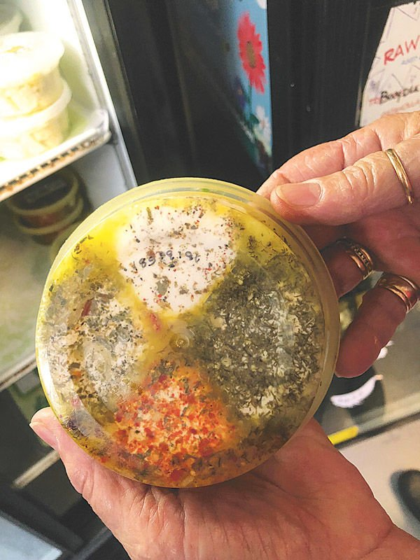 Growing the culture for eating — and  making cheese