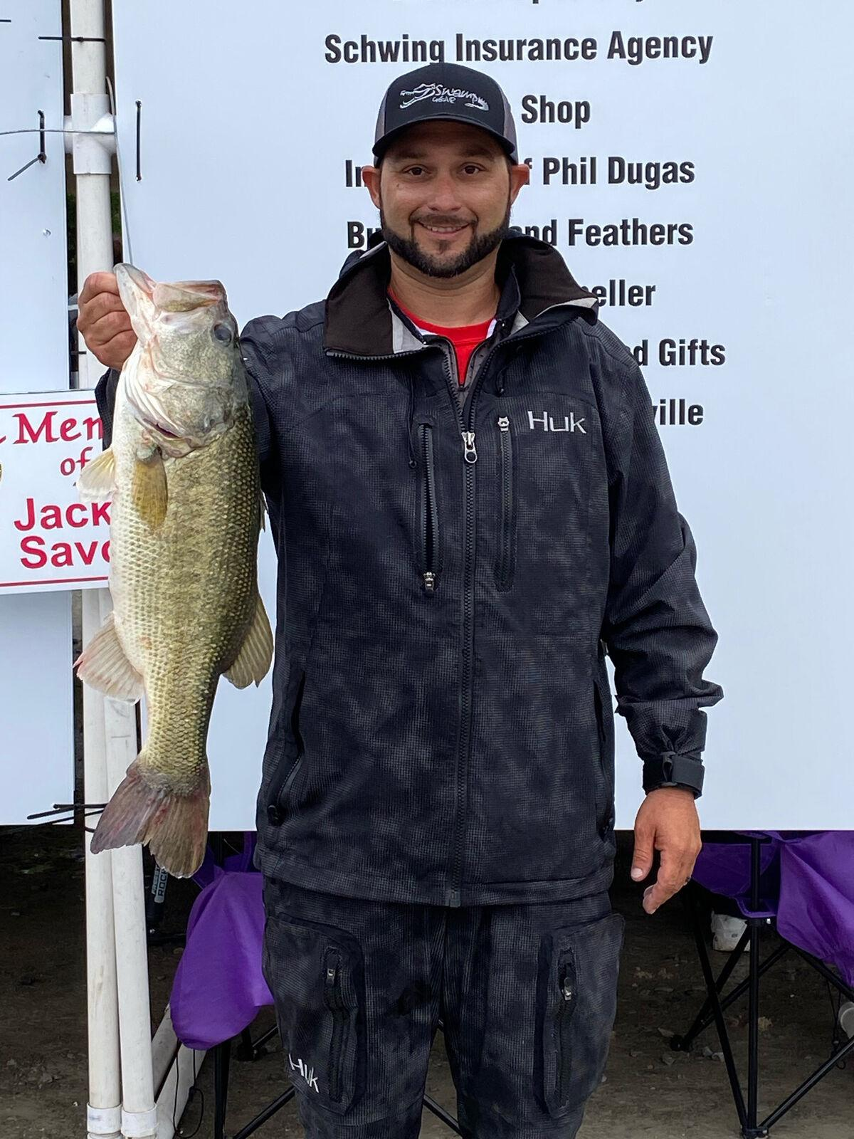 Theriot, Quintana have 'Oh my goodness' day of bass fishing to dominate BBC field