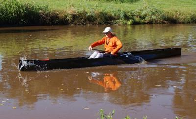 Tour du Teche has options for paddlers of various skill and dedication levels