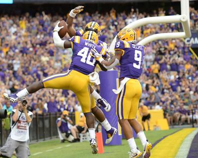 Four Tigers named to Walter Camp All-America team
