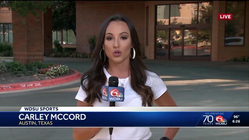 Sports reporter killed in Lafayette airplane crash