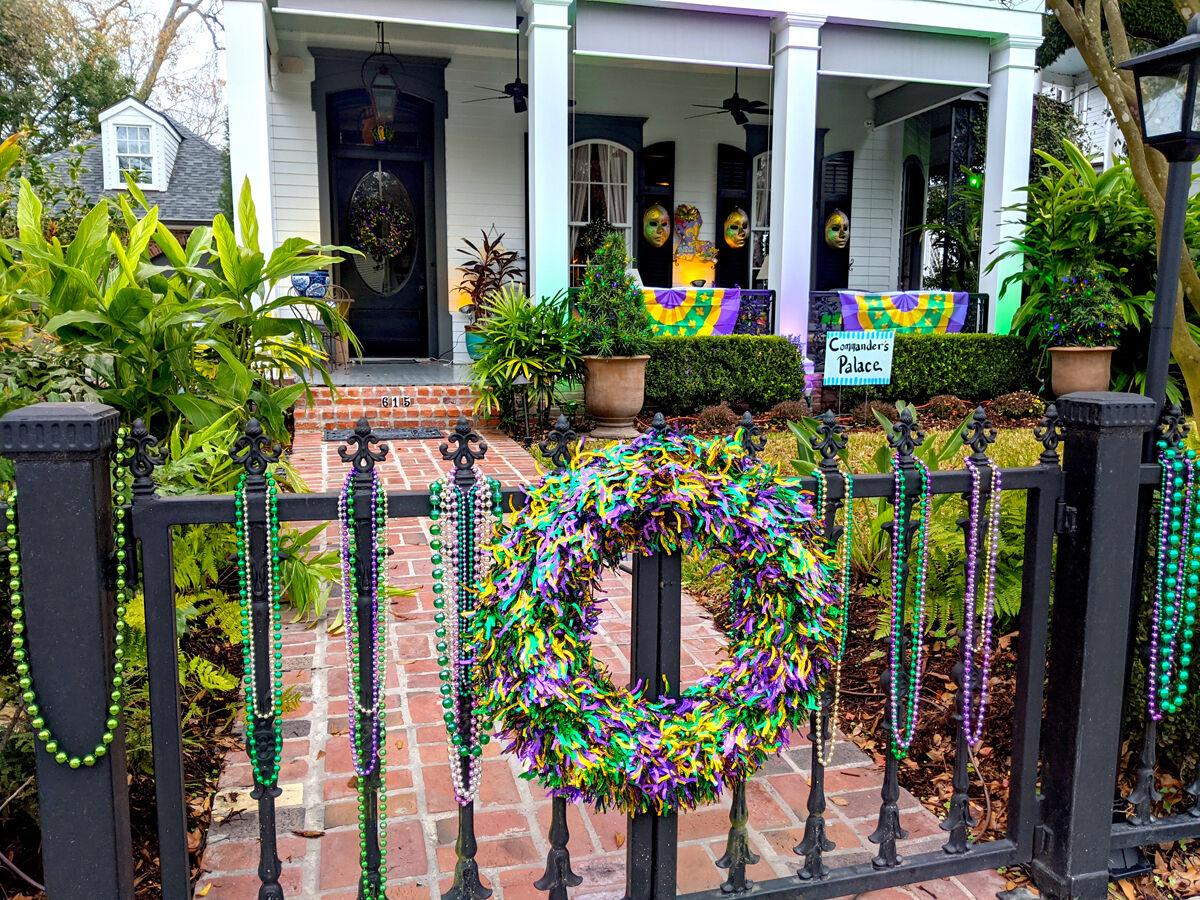 Mardi Gras spirit is alive and well in New Iberia