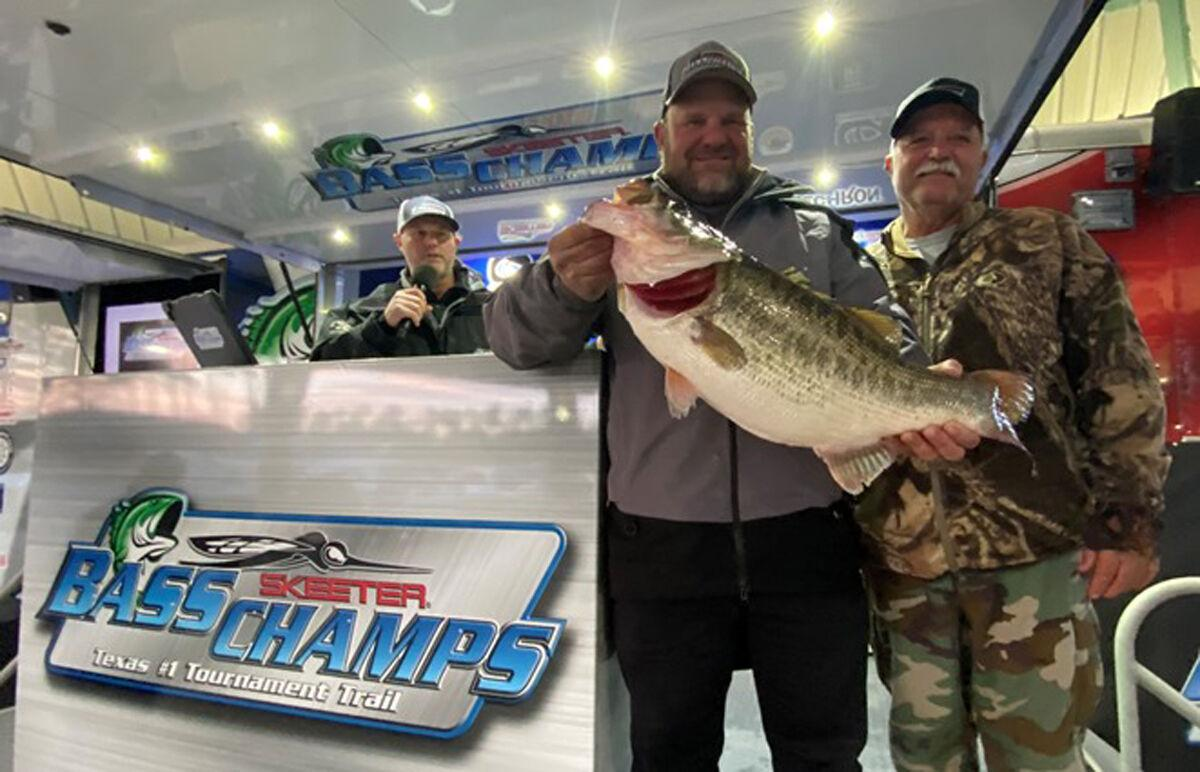 St. Martinville angler boats a 9-plus pounder, leads team to 12th-place finish in 290-boat field