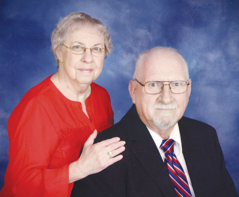 Celebrating 50 Years — Mr. & Mrs. Terry Badeaux