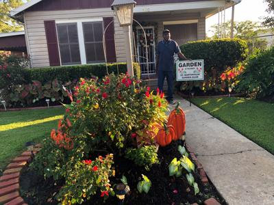 St. Martinville Garden of the Month
