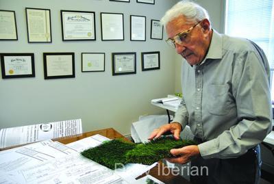 Drainage issue in turf bid