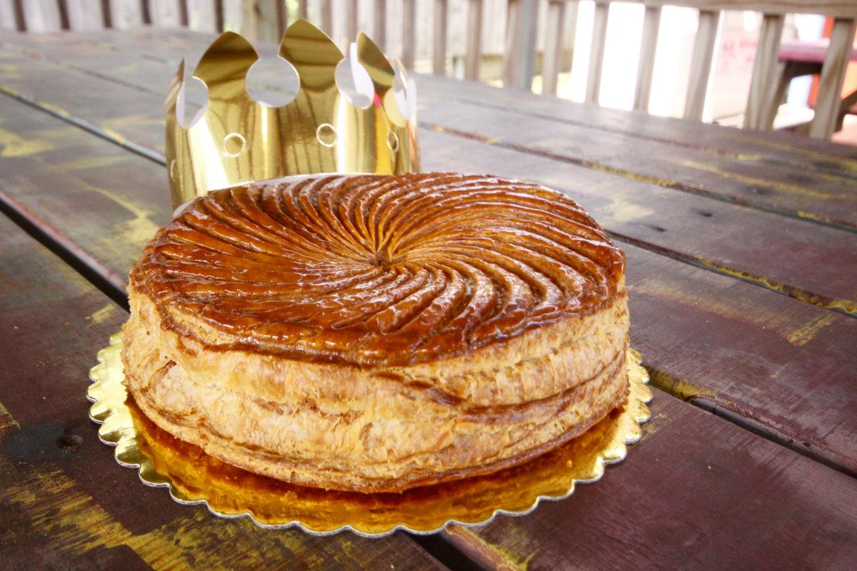King cakes get the royal treatment