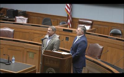 Legislature to reconvene