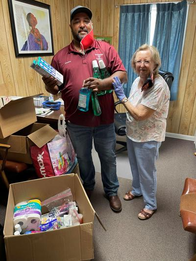 ETC: Southland Inn Donation to Disch-DeClouet