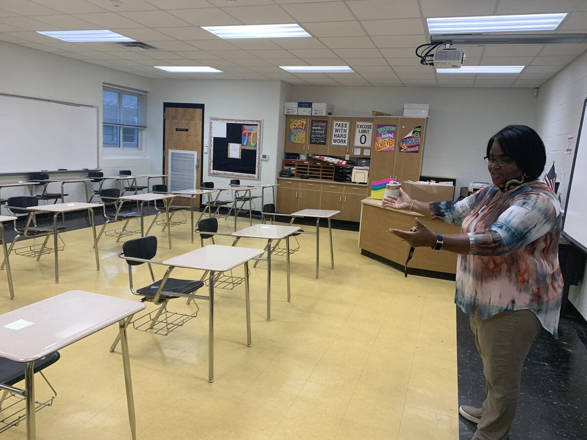 Principals having to radically rethink school preparations