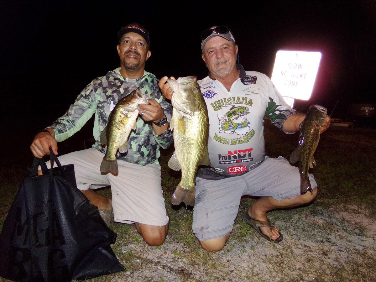 Lopez, Gordon rely on proven tradition to boat winning limit, including big bass