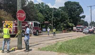 Hopkins Street gas explosion