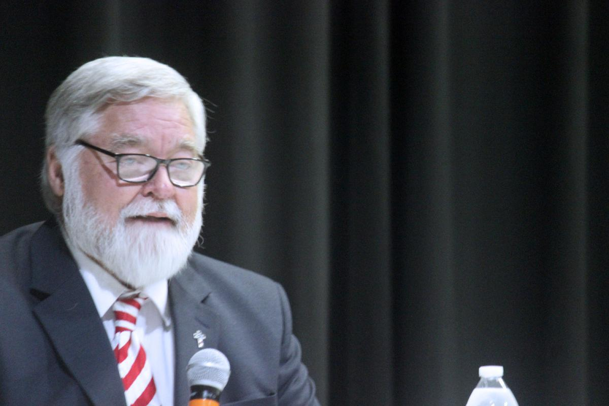 Sheriff's candidates take center stage