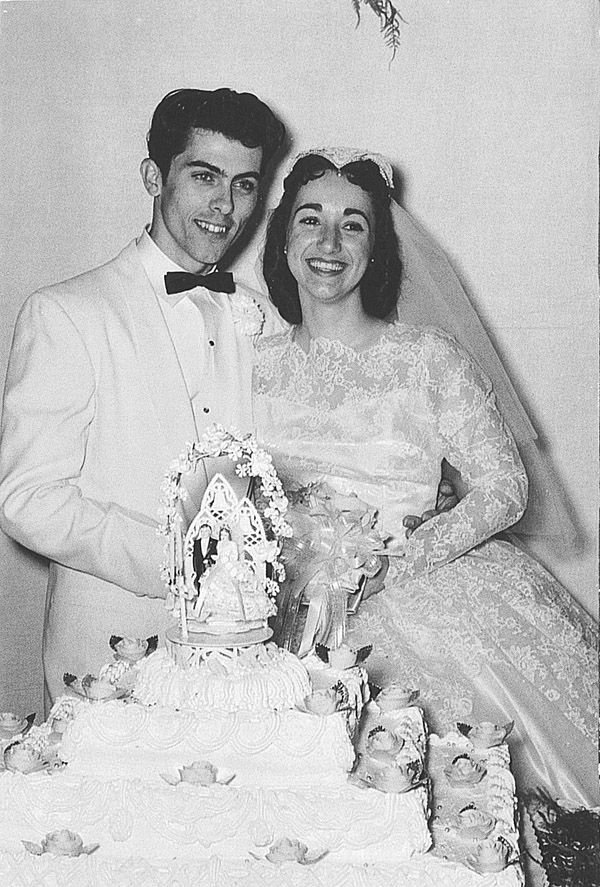 "Celebrating 60 Years — Mr. and Mrs. Alvin ""Motch"" Maturin"